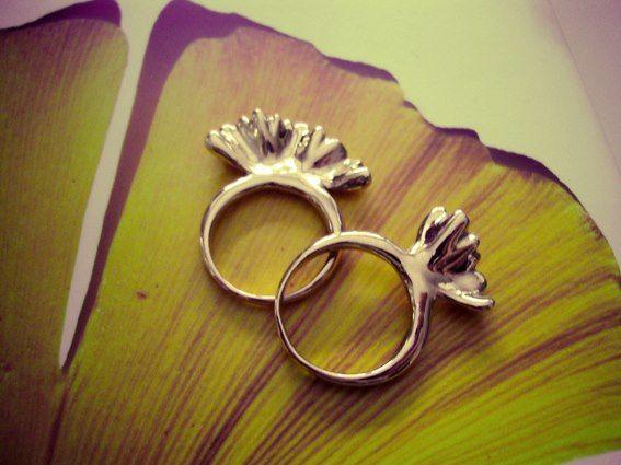 Martino & Mazzolini anelli in bronzo.