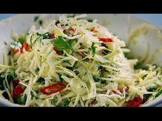 Salada grega do chef Jamie Oliver - Receitas - GNT