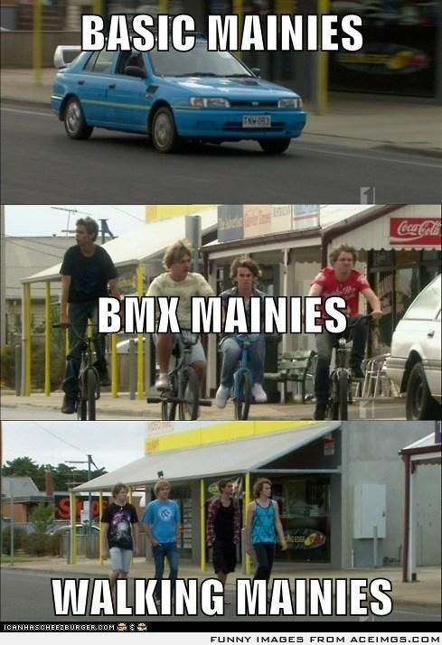 Angry boys is one of my all time favourites. Chris Lilley is a genius!