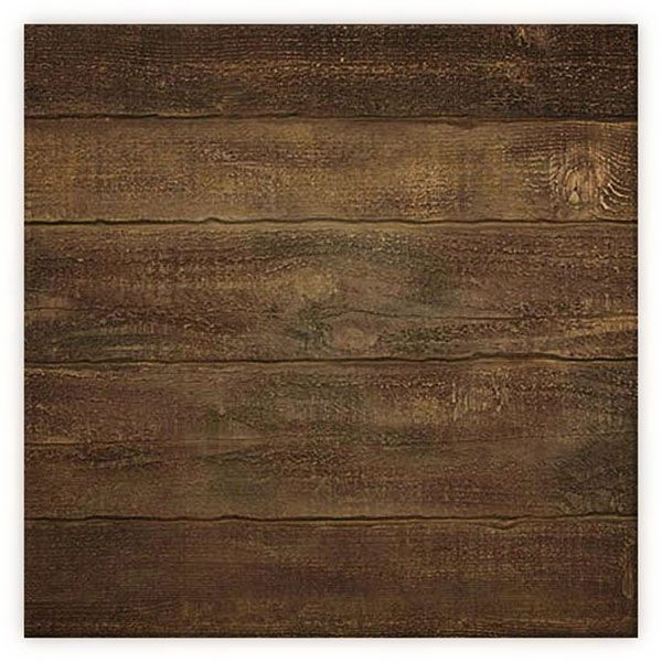 8 Inch W X 10 Inch H Rough Sawn Endurathane Faux Wood Siding Panel Sample Weathered Mahogany Wood Panel Siding Wood Siding Faux Panels