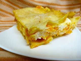 Healthy Butternut Squash Lasagna With Cottage Cheese High Protein