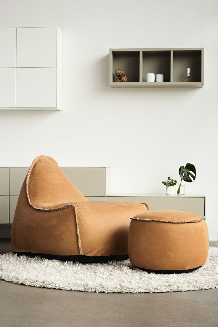 RETROit Dunes Lounge Chair and Drum are beautiful and comfortable pieces of furniture. Use the Dunes Drum with the Dunes lounge chair or by itself. The Dunes Drum is great as a footrest or as extra seating to sit on.