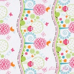 Michael Miller Animal Friends Girl [MM-CX5275-Girl] - $7.32 : Pink Chalk Fabrics is your online source for modern quilting cottons and sewing patterns., Cloth, Pattern + Tool for Modern Sewists