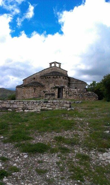 Castell de Mur, Pallars Jussa, hermita
