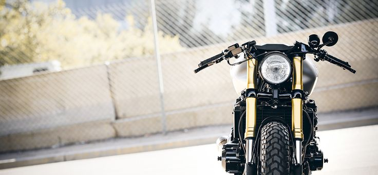 """""""Scout by Aviusmotors"""" Honda CB400 Cafe Racer (Posted by Jake Rypien via Cafe Racer Palette)"""