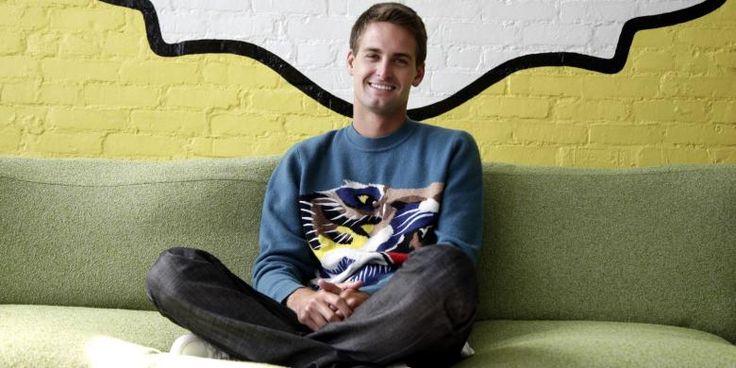 Pendiri Snapchat yang Baru Berusia 26 Tahun Mendadak Kaya Raya