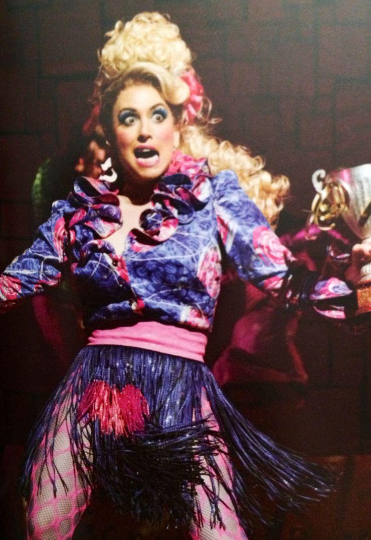 Lesli Margherita in Matilda the Musical