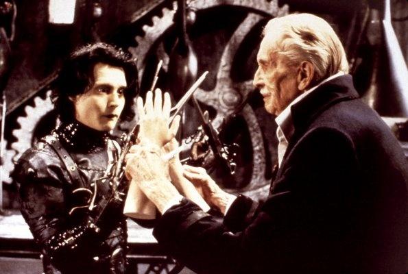 Edward movie stills