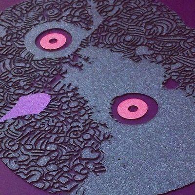 Chouette JDMB Art Design - Création Ollivier Fouchard par Ollivier Fouchard