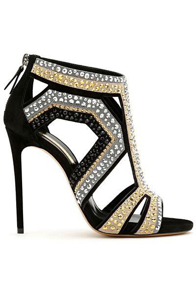 Casadei Sparkling Sandal 2014 Fall-Winter #Shoes #Heels
