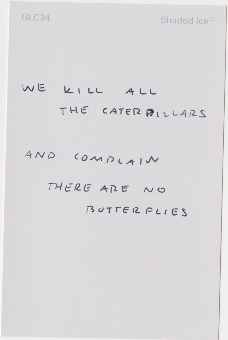 we kill all the caterpillars and complain there are no butterfliesWords Of Wisdom, Quotes, Butterflies, Food For Thoughts, True Facts, Truths, Cribs Mobiles, Caterpillar, True Stories