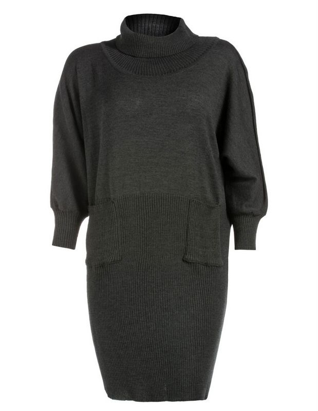 15 Plus Size Sweater Dresses to Keep You Fashionably Warm 2