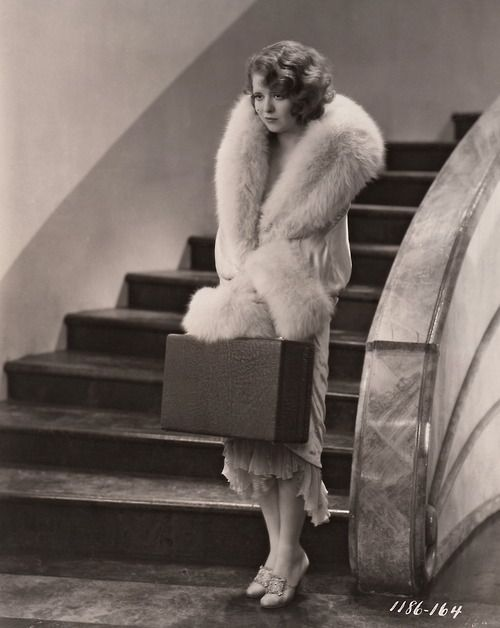 Clara Bow in 'The Wild Party' <3 1929