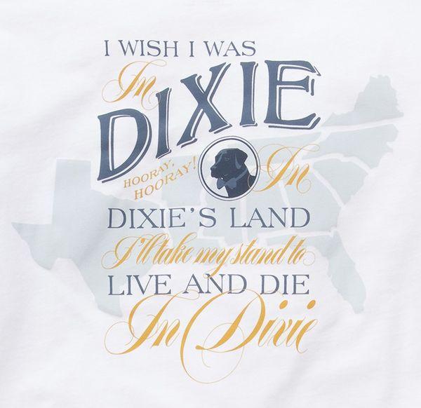 """I wish I was in Dixie."" #southern #preppy"