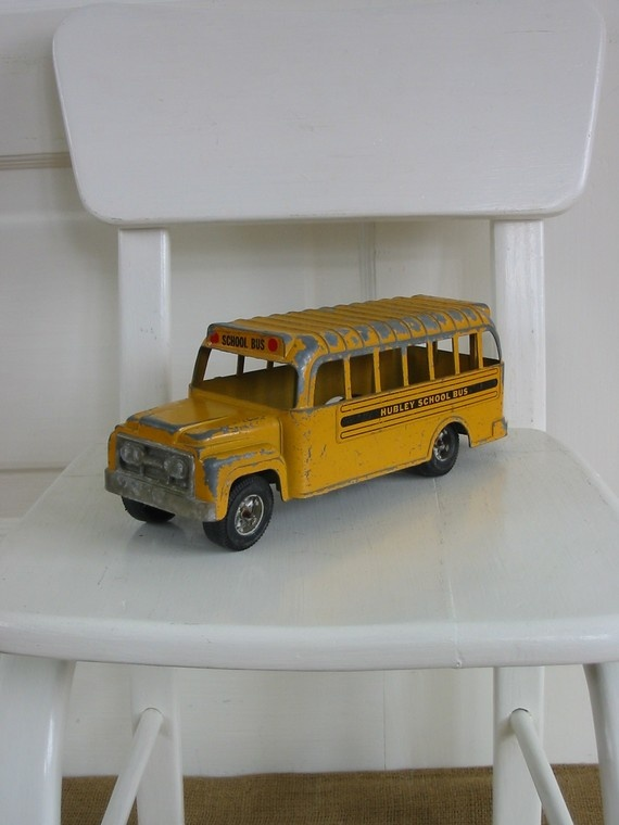 school bus. Sold, but still cute.