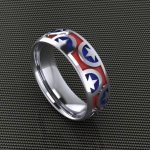 A Ring For Every Fandom: An Interview With Paul Michael Designs