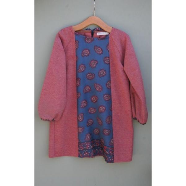 Panel Dress India Rose 6Y  #KidsFashion #NixieClothing #Sale  £39.00