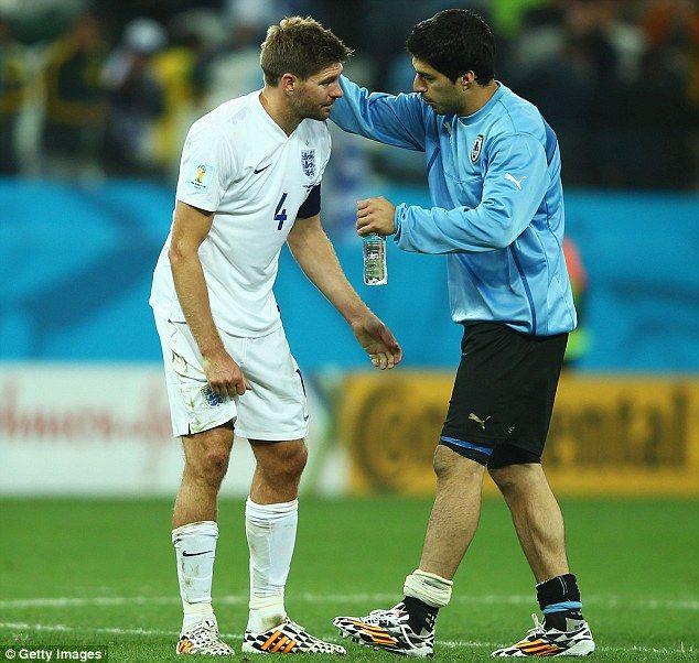Steven Gerrard won't start half of Liverpool games next season #dailymail