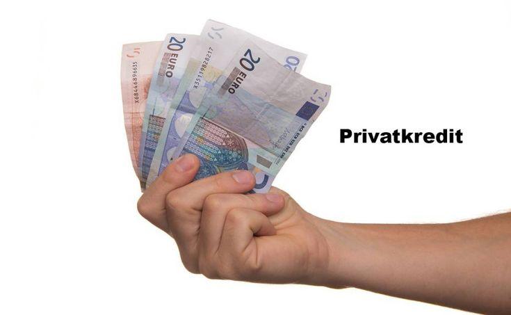Wie funktioniert Privatkredit