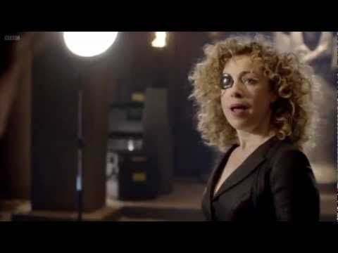 Doctor Who - The Wedding of River Song fanmade trailer. better than the real one!