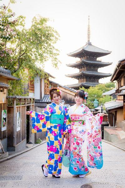 Rental Kimono Yumeyakata