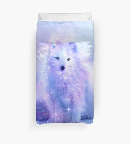 Cyber Monday awesomeness activated. Save 25% sitewide. Use code CYBER25.Arctic Iceland Fox Duvet Cover