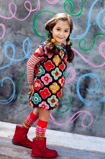 looks like a Pheasant dress to me. Oilily Damara dress