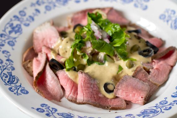 Veal Recipes: Easy Italian Vitello Tonnato | Eat Drink Paleo