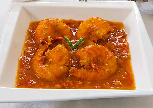 Recette cuisine r unionnaise la recette de cari camaron for Cuisine 974 reunion