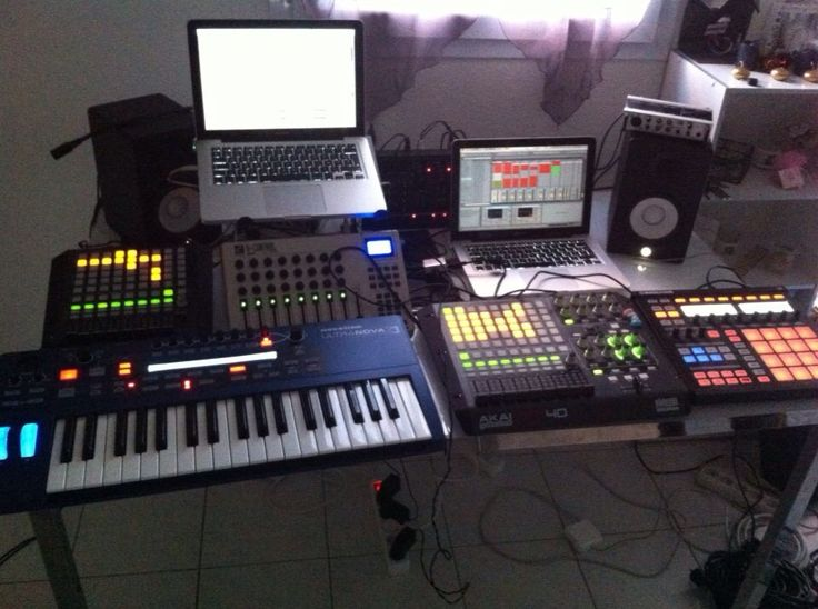 Preparation of new live for late 2015