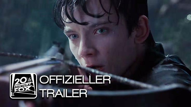 Die Insel der besonderen Kinder   Teaser Trailer 1   Deutsch HD German T...
