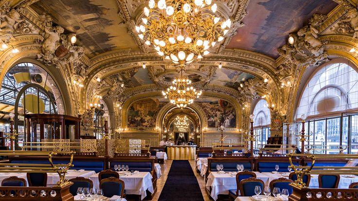 -> restaurant | Restaurant Gastronomique au coeur de la Gare de Lyon - Le…