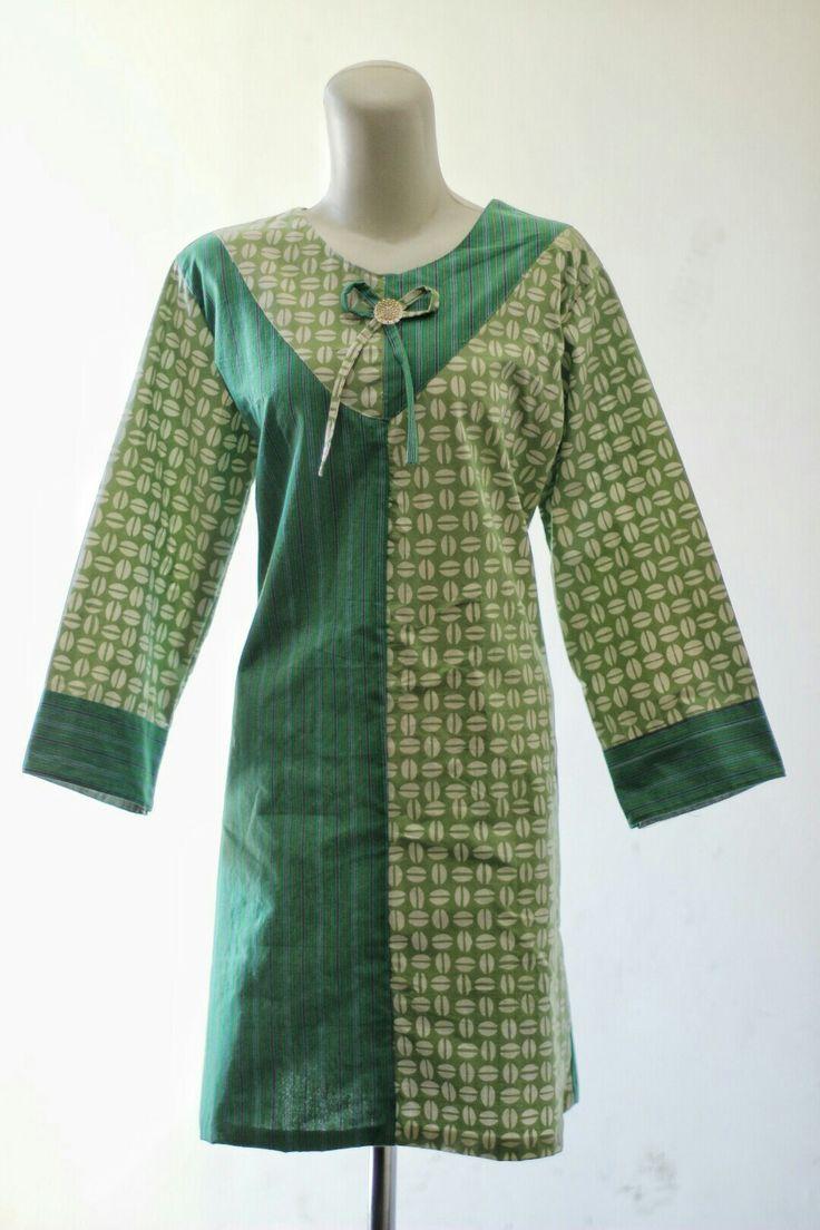 Batik Biji Kopi dan Lurik    Order : 08563393739  Ig : gubuk kreatif Fb : gubukreatif