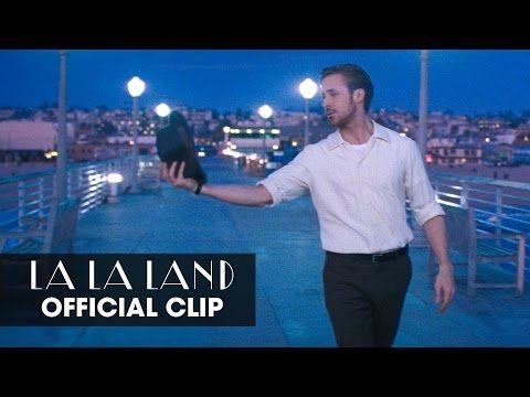 """""""City of Stars"""", dueto de Ryan Gosling y Emma Stone en """"La La Land"""" (2016 Movie) Official Clip – """"City Of Stars"""" - YouTube"""