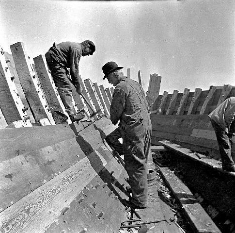 ship carpenters
