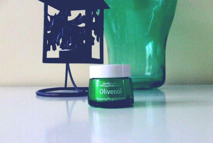 Sroka o....: Olivenol czyli oliwki pod oczy