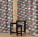 Canvas Summer of Love 3 - Tkaniny dekoracyjne retro - Tkaniny dekoracyjne we wzory