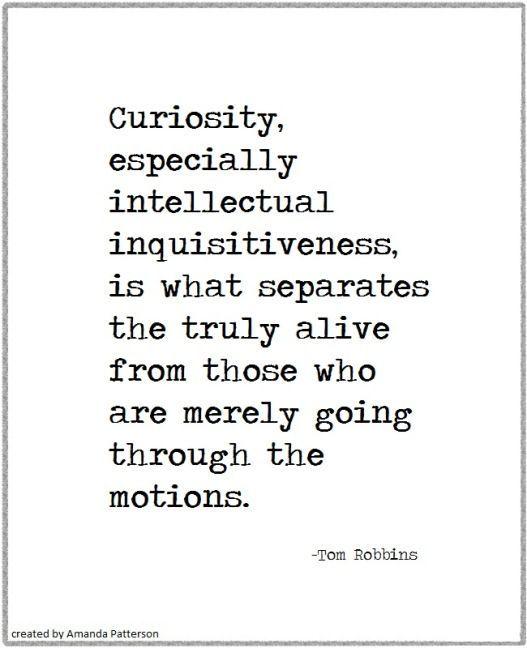 Quotable - Tom Robbins