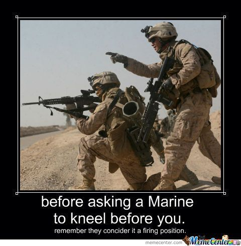 Marines Funny on Pinterest | Marine Humor, Usmc Humor and Marine Memes