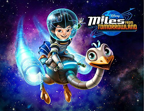 MILES FROM TOMORROWLAND Image Photo Cake Topper Sheet Birthday Party  14 Sheet  13781 ** Visit the image link more details.