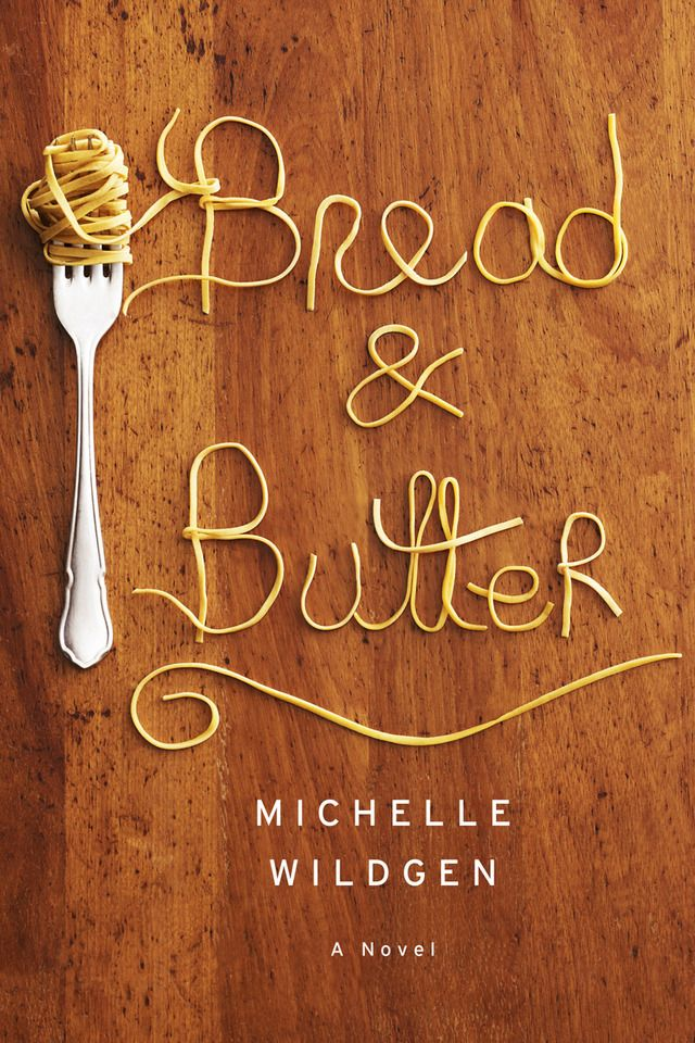 Bread and Butter cover design by Emily Mahon