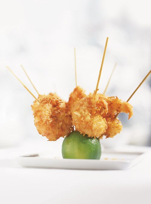 Crevettes à la noix de coco Recettes | Ricardo
