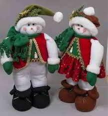 Resultado de imagen para muñecos navideños 2015 2016