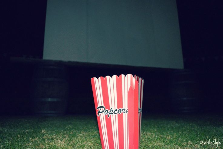 Vintage Movie Night @ Morrells