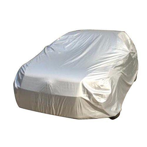 logei® Garage Ganzgarage couvre Garage voiture bâche bâche couverture spéciale étanche pour rétroviseur de bonne qualité, argent: Protège…