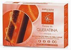 Dicas da lucinha: Reconstrução Escova de Queratina - Abelha Rainha b...