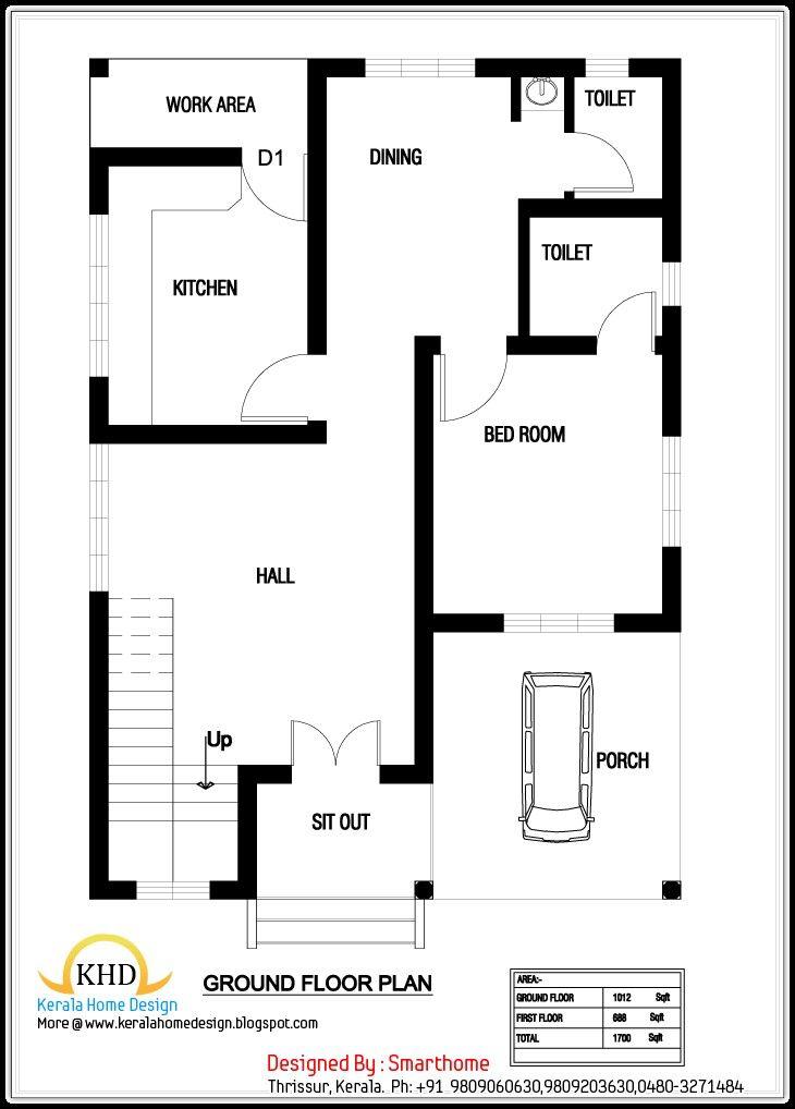 1600 Sq Ft House Plans Inspirational 2 Model House Plan House Plans 1000 Sq Ft House