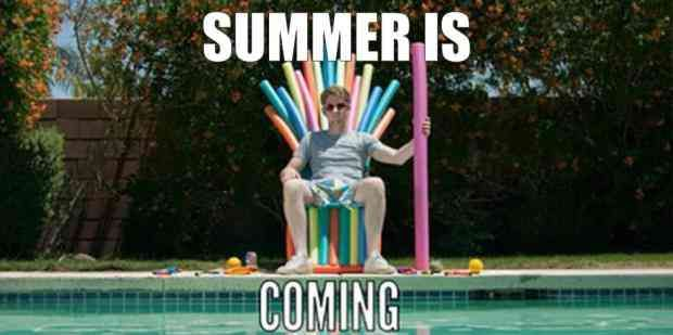 50 Funny Pool Memes To Get You Excited For The First Day Of Summer Yourtango Summer Quotes Funny First Day Of Summer Summer Funny
