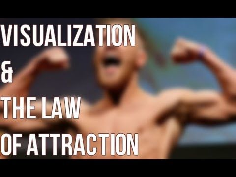"Conor McGregor Talks the ""Law Of Attraction"" and Visualization!"