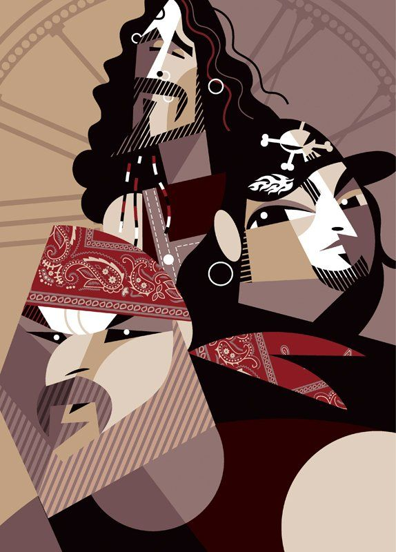 La renga by Pablo Lobato